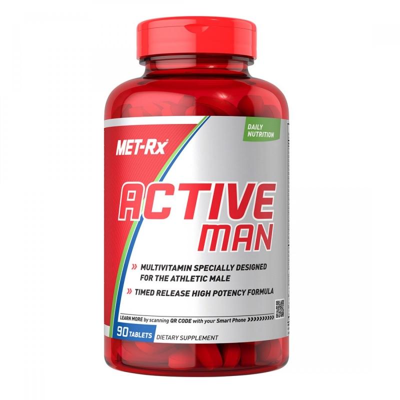 MET - RX active man