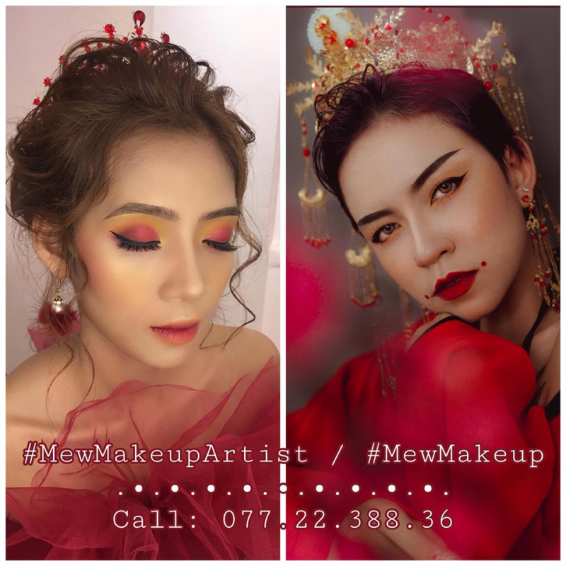 Mew MakeUp Art & Bridal Hair