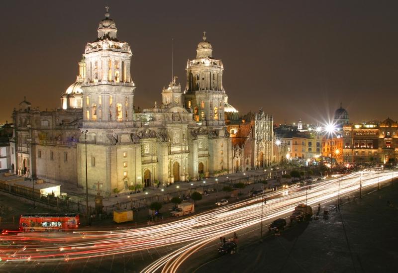 Đất nước Mexico