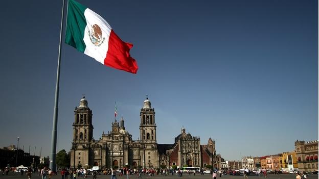 Mexico phát triển kinh tế chủ yếu nhờ vào nguồn tài nguyên phong phú