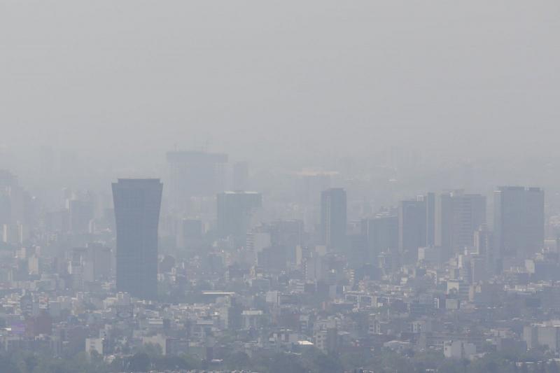 Mexico đã đưa ra cảnh báo về mức độ ozone trong không khí