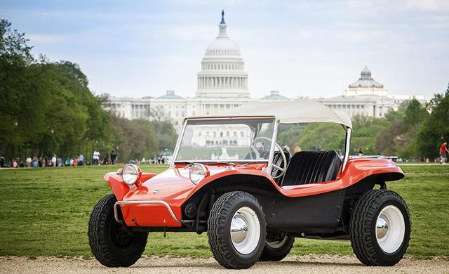 Mẫu xe nguyên bản Meyers Manx