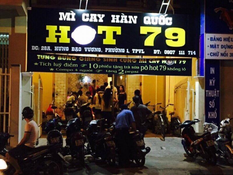 Mì cay Hot 79