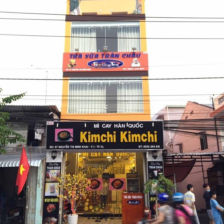 Mì cay Kimchi Kimchi