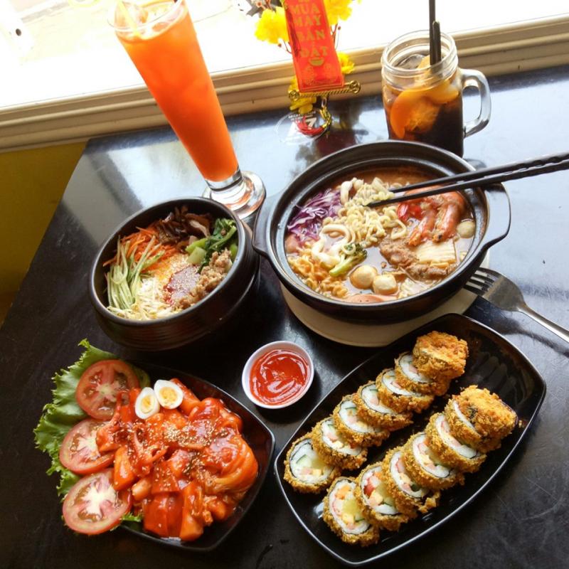 Mì cay - món ăn nổi tiếng đến từ xứ sở Kim Chi của Kitachi