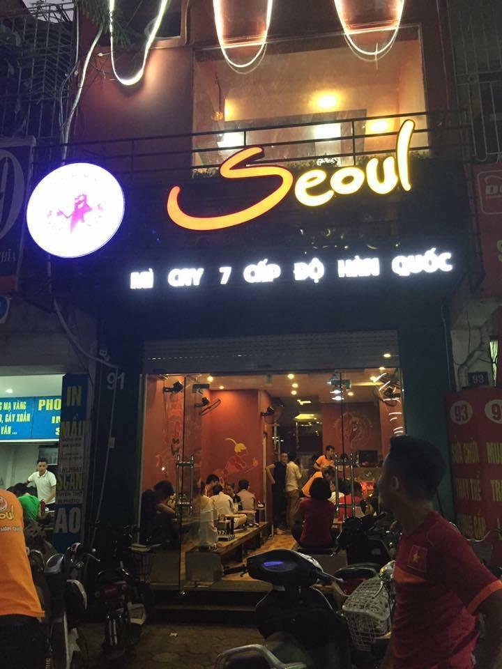 Mì cay Seoul - 91 Trần Đại Nghĩa