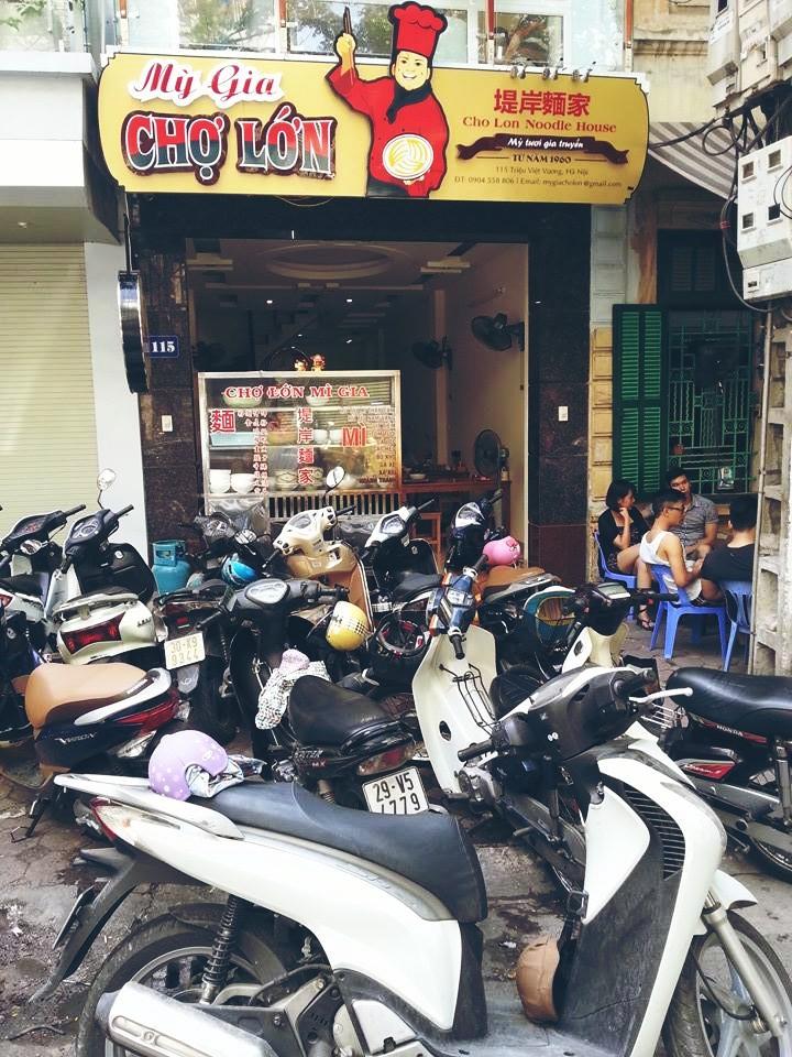 Mì Gia Chợ Lớn - 115 Triệu Việt Vương