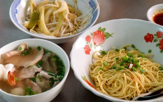 Mì khô Quảng Châu