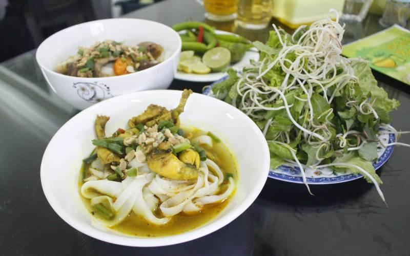 Mì Quảng Bà Mua - Ngũ Hành Sơn