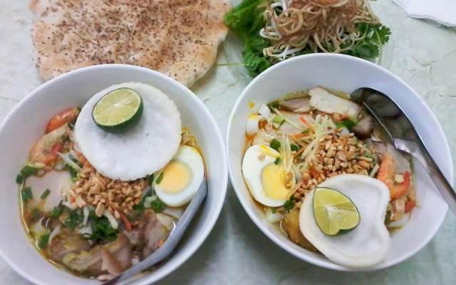 Mì Quảng Đồng Quê