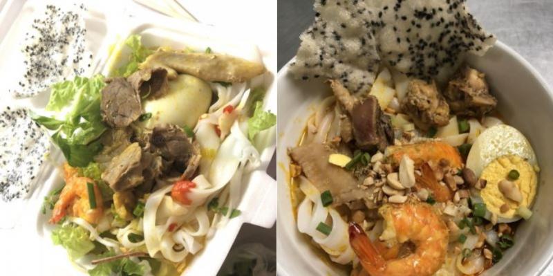 Mì Quảng Trang là địa chỉ ăn mì quảng ngon của Huế