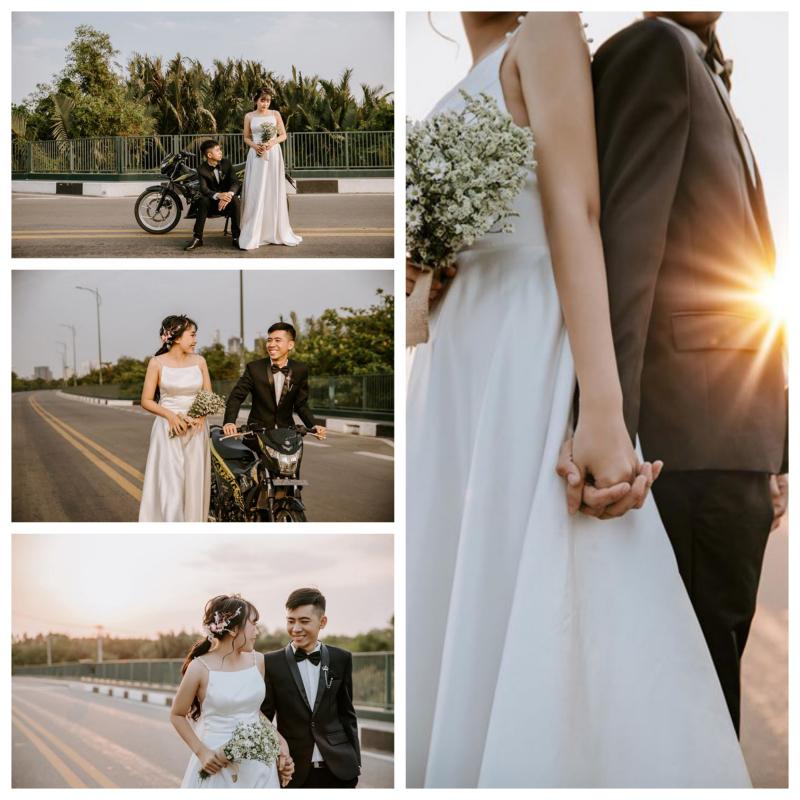 Mi Tròn Wedding