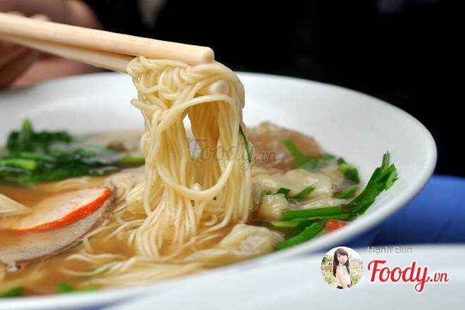 Instant noodles - 100 Hoa Ma