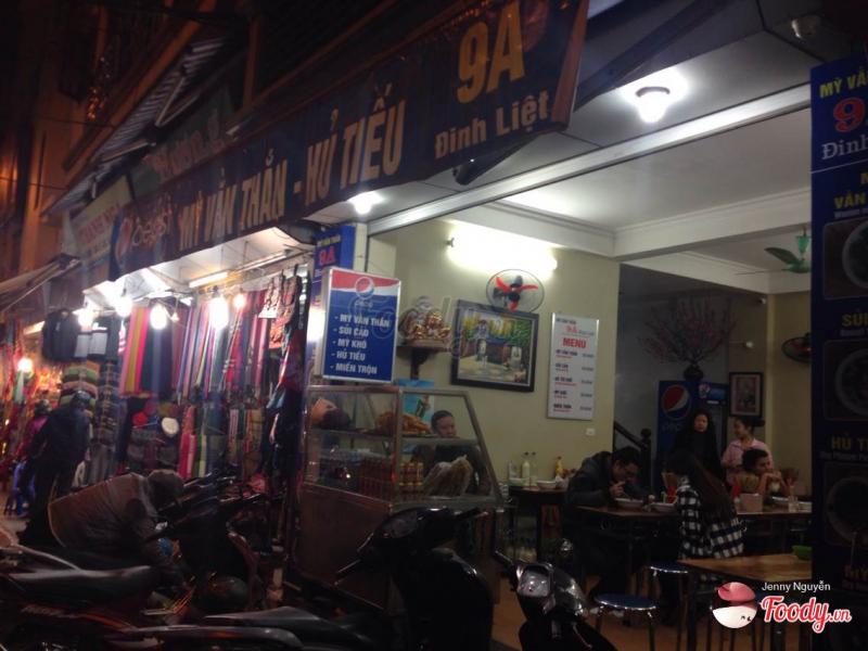 Dinh Liet instant noodles - 09 Dinh Liet