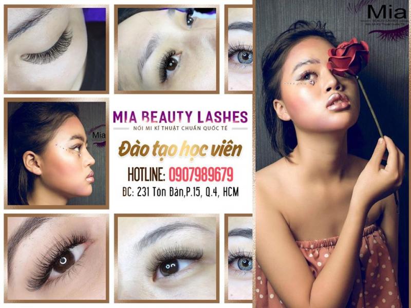 MIA Beauty Lashes