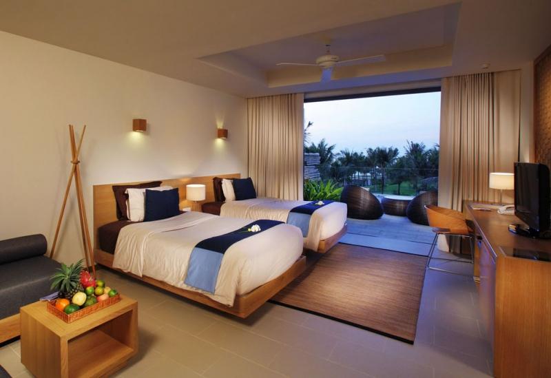 Mia Resort Nha Trang đầy đủ tiện nghi và sang trọng