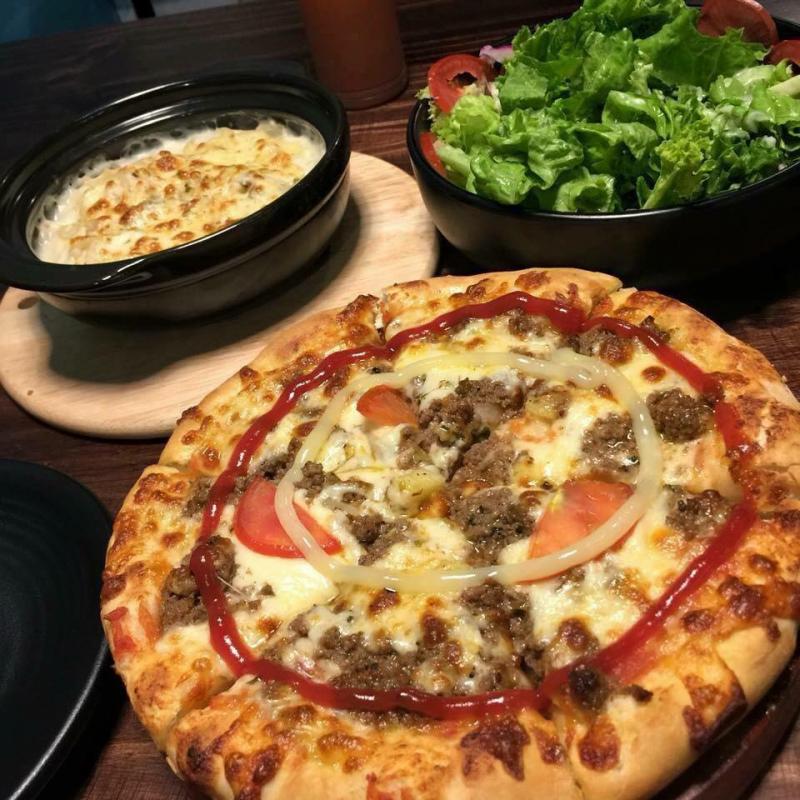 Miaow Pizza xứng đáng được xếp vào hạng ngon nhất
