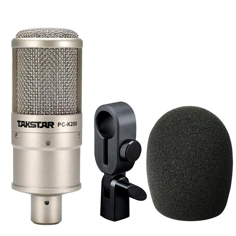Mic thu âm Takstar PC-K200