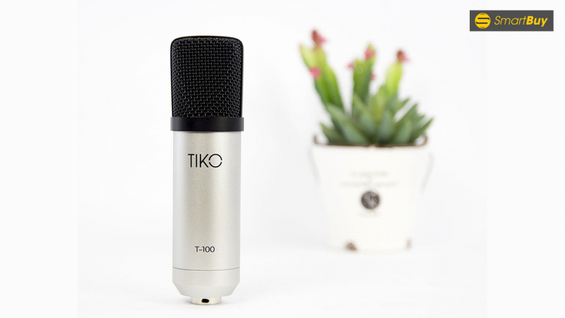 Mic thu âm TIKO T100