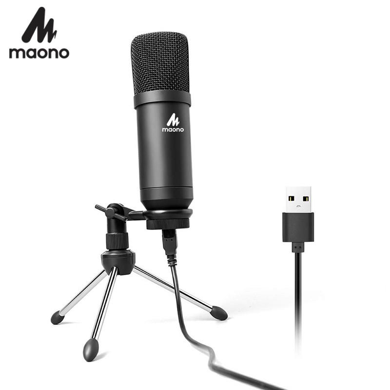Micro thu âm USB MAONO AU-A04TR