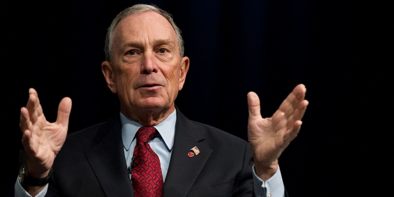 Tỉ phú Michael Bloomberg