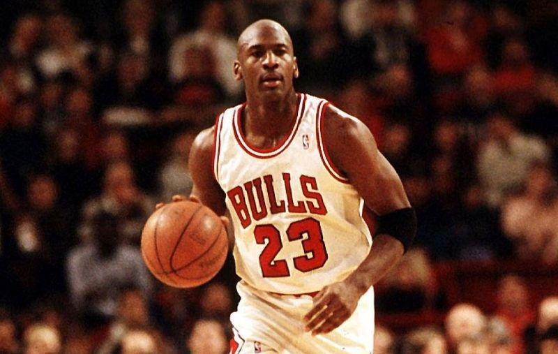 Michael Jordan (bóng rổ)