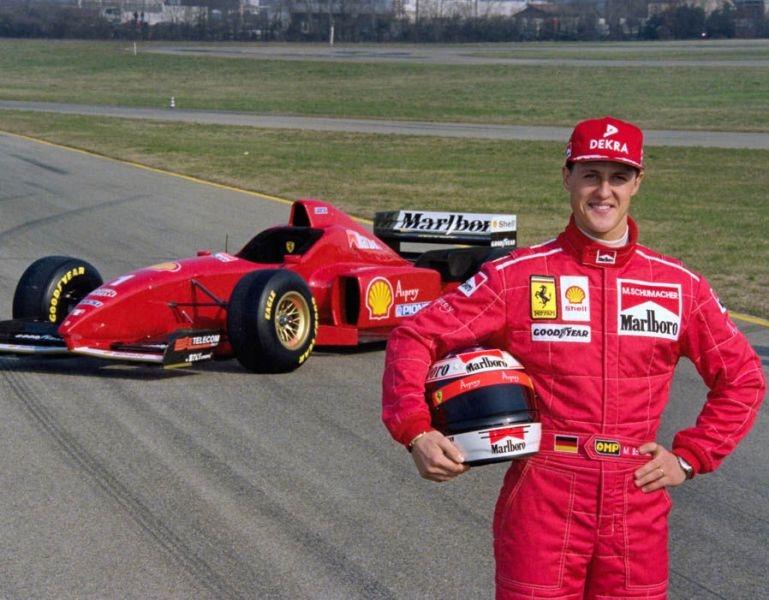 Michael Schumacher (đua xe công thức 1)