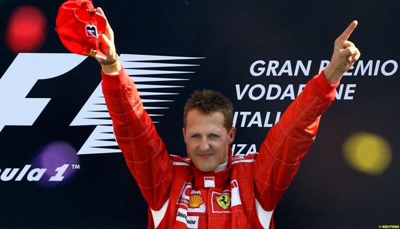 Giàu có nhưng cuộc đời của Michael Schumacher lại gặp phải nhiều bi kịch