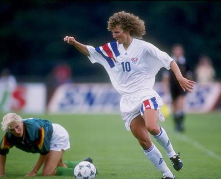 Michelle Akers (Mỹ)