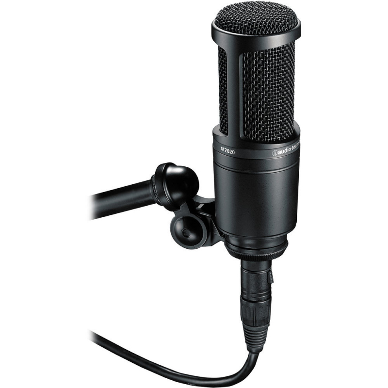 Micro thu âm Audio Technica AT2020