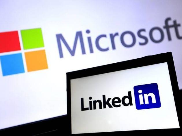 Microsoft mua lại LinkedIn