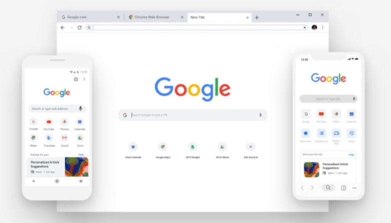 Google Chrome - trình duyệt web phổ biến nhất