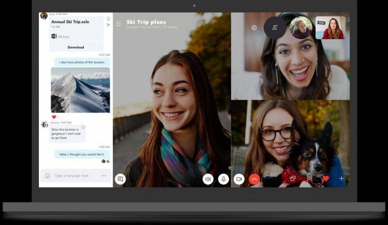 Skype là công cụ giao tiếp nhóm cực kỳ hiệu quả