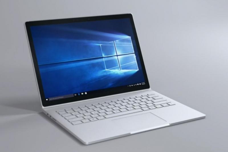 Microsoft Surface Book có thể tháo rời màn hình