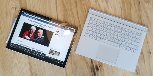 Microsoft Surface Book đi kèm Performance Base: sang chảnh nhất có thể cho một chiếc laptop Windows