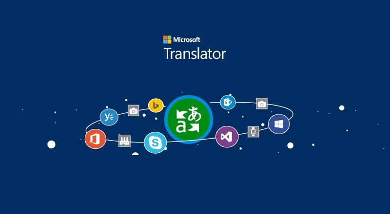 Microsoft Translator là trang web hỗ trợ dịch thuật tới hơn 50 ngôn ngữ khác nhau