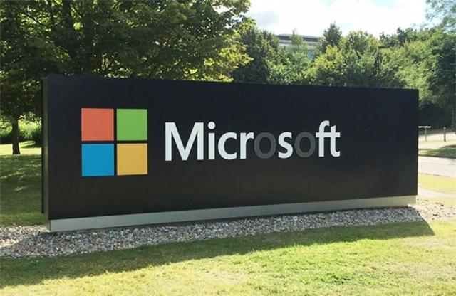 Microsoft môi trường làm việc lí tưởng