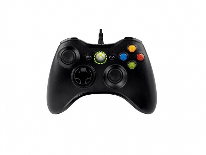 Microsoft Xbox 360 Wired Gaming Controller