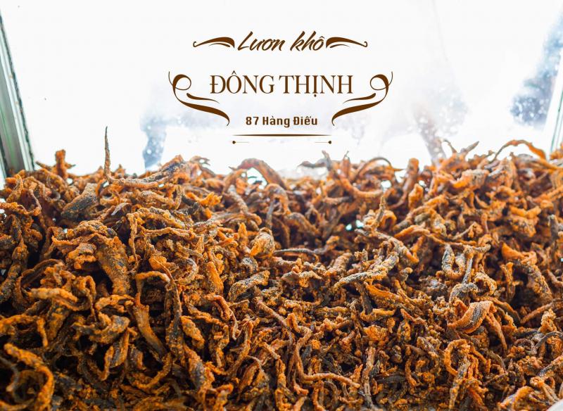 Lươn khô Đông Thịnh