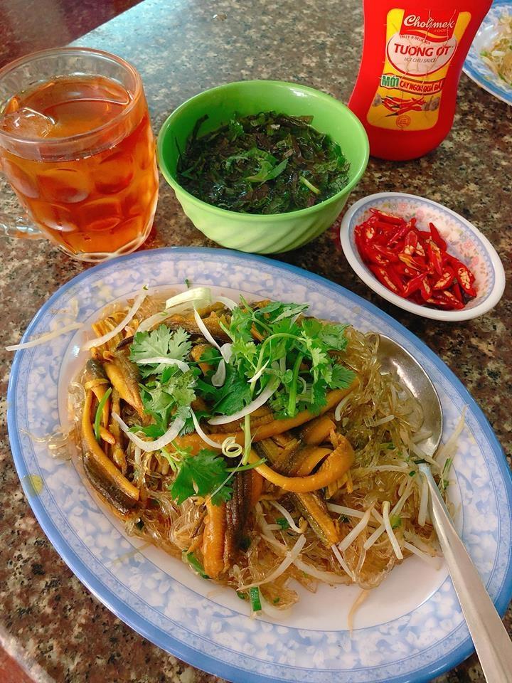 Miến lươn xào (Trần Quang Khải)