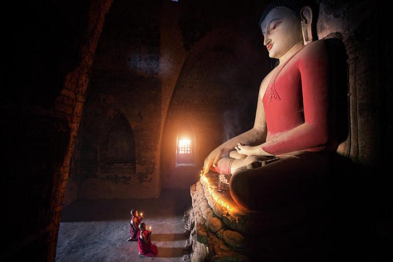 Miền vô ngã - Nguyễn Nguyệt Anh (Ảnh minh họa - Nguồn Internet)