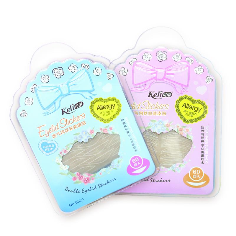 Keli Allergy Double Eyelid Stickers Dạng Lưới