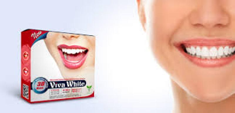 Miếng dán trắng răng Viva White chứa lượng gel làm trắng răng cô đặc, tinh khiết cho hiệu quả nhanh chóng, an toàn và thật đơn giản, giúp bạn có hàm răng trắng sáng tự nhiên và nụ cười đẹp.