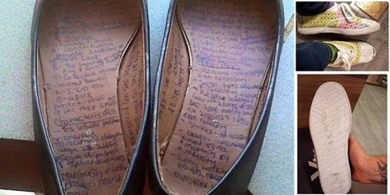 Đôi giày giúp bạn vượt qua mọi kỳ thi