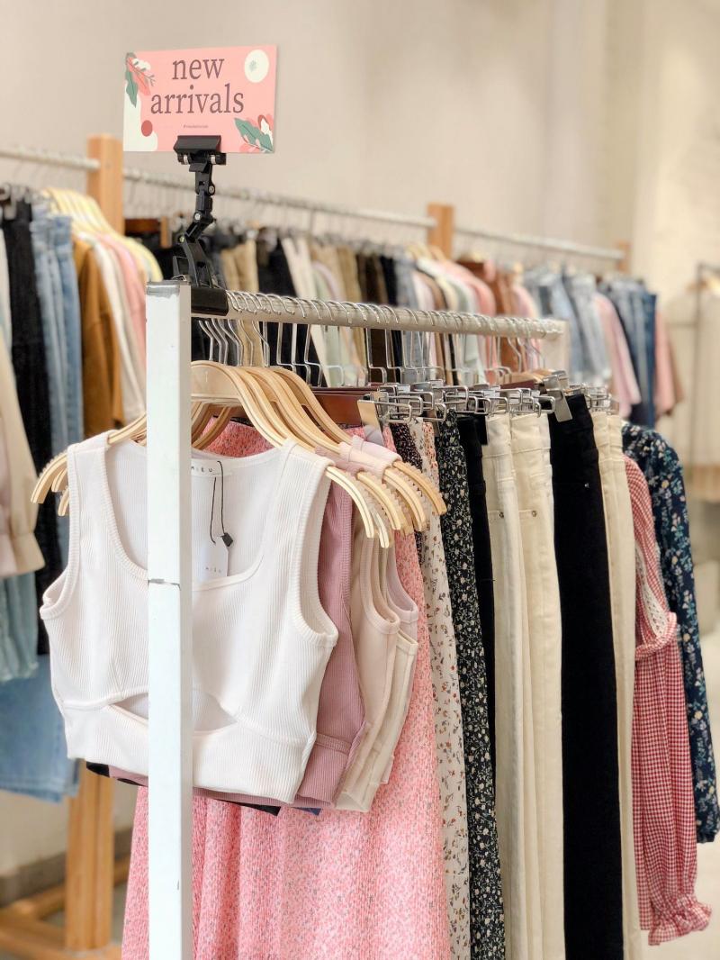 Phong cách thời trang đa dạng