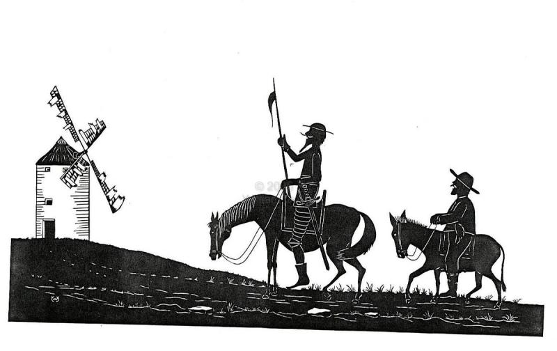 Tác phẩm Don Quixote