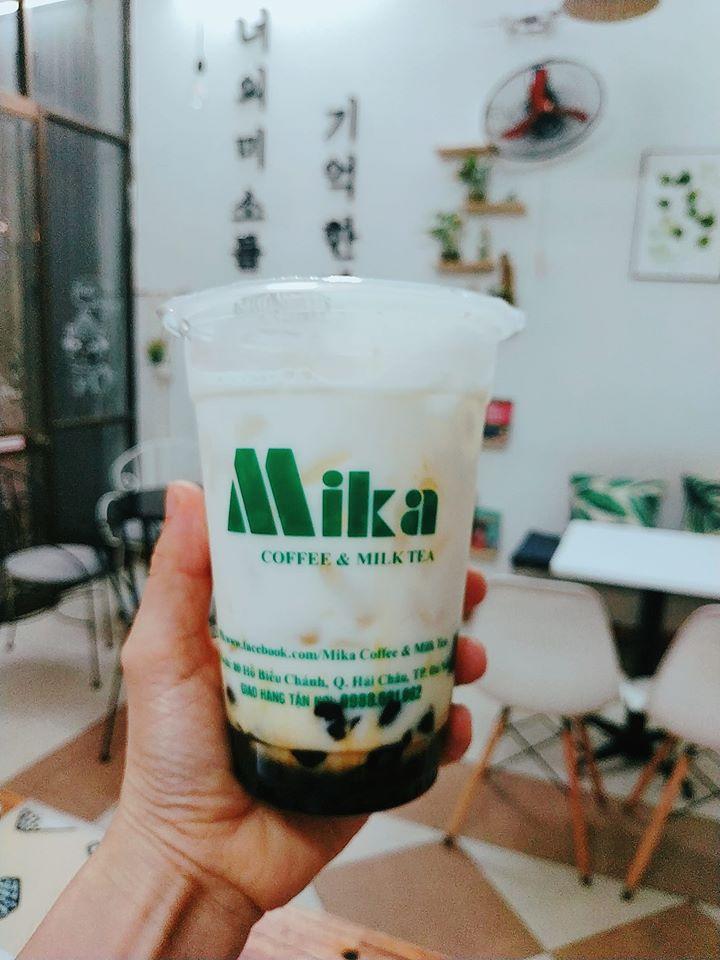 Mika Coffee & Milk Tea
