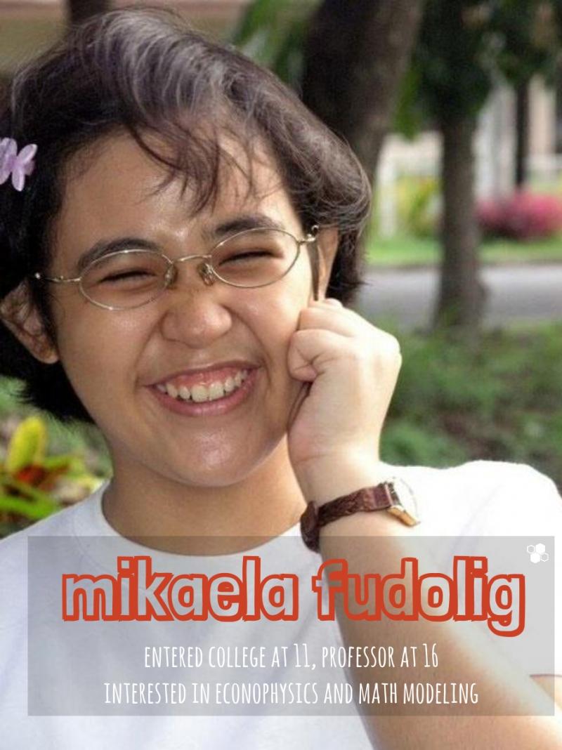 Mikaela Irene Fudolig