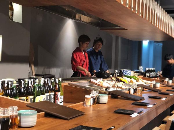 MIKAN ROBATA-Japanese Seafood BBQ Restaurant