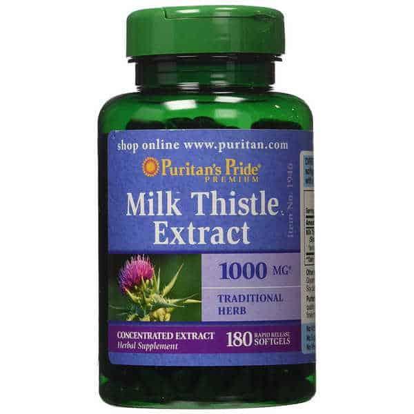 Milk Thistle Extract 1000mg